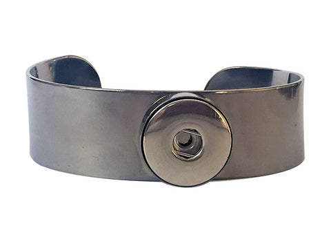 Classic Stainless Steel Large Cuff