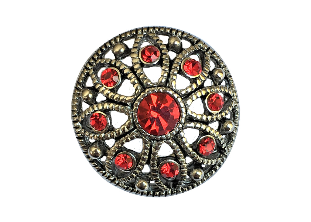Classic - Intricate Red