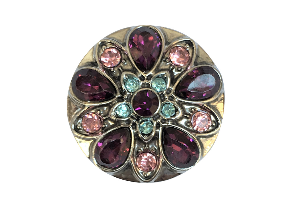 Classic - Purple and Pink Intricate Stone