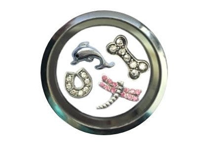 Silver Animal Lovers Set