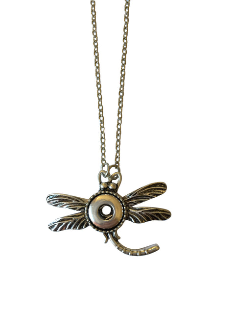Petite - Dragonfly necklace