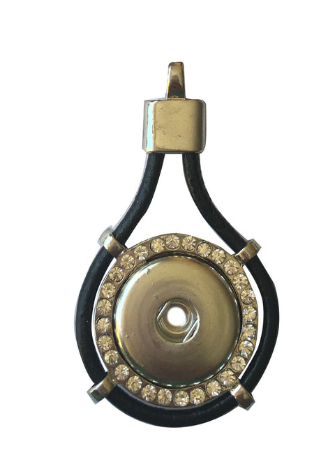 Classic Leather Pendant