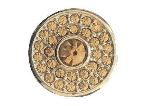 Classic - Diamante wheel gold