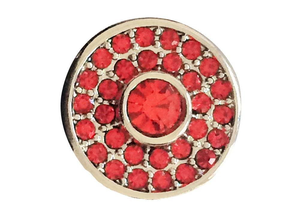 Classic - Diamante Red wheel