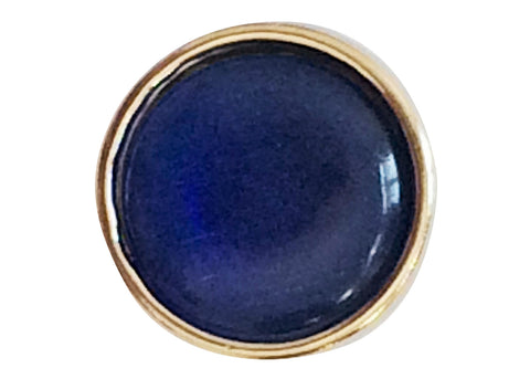 Petite - Navy cats eye