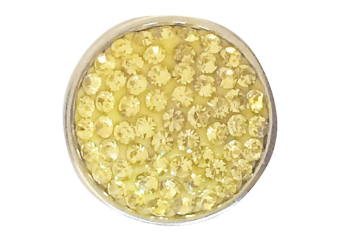 Classic - Canary yellow sparkle