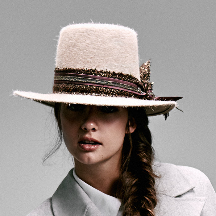 Paramo Tall Crown Hat - Camel