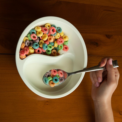Never soggy cereal bowl trendy unique never soggy cereal bowl ccuart Choice Image