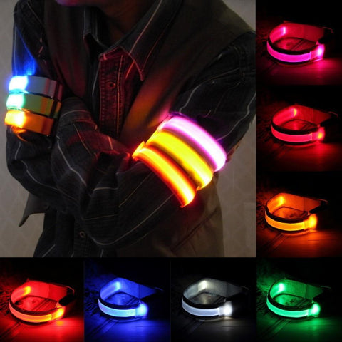 LED Safety Arm Band
