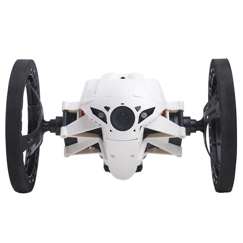 Drone Jumping Bounce Car