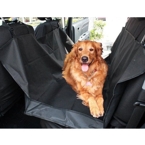 Weather-Proof Dog Car Seat