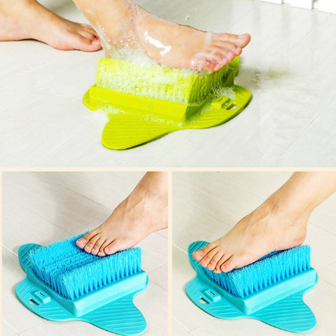 SPA Foot Scrubber Brush - Massager