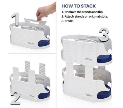 Rotating Storage Organizer