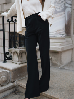 #Martini Collection# Posh Wide Leg Pants