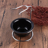 Stainless Steel Stand for Shaving Brush - Brummen Store