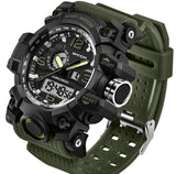 Brummen Invincible Military LED Waterproof Digital Sports Watch - Brummen Store