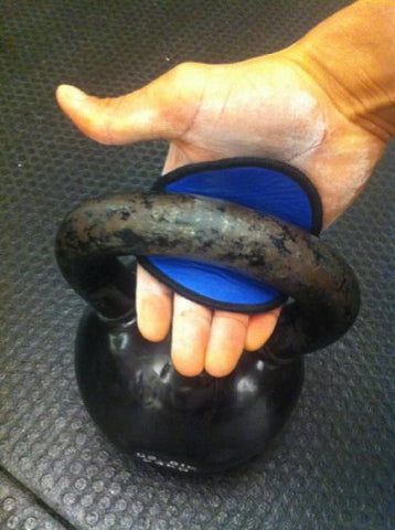 'Til Monday! Gym Glove Alternative | ProGrips Leather Weight Lifting Grips| Black