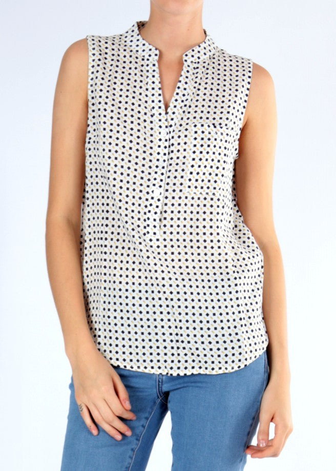 CHIARA - Sleeveless Top