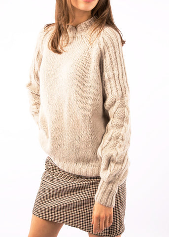 MARGO - Boxy Knit Jumper