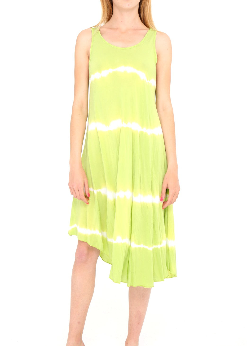 MAJORI - Tie-Dye Tunic Dress