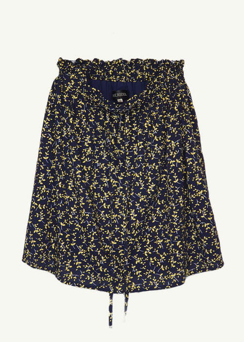 CECILE- Girls Floral Skirt