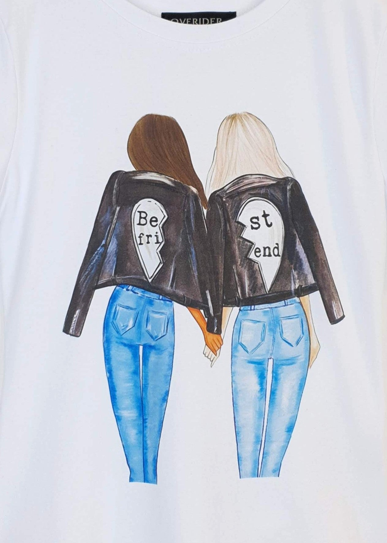 BEST FRIEND  - Girls T-Shirt