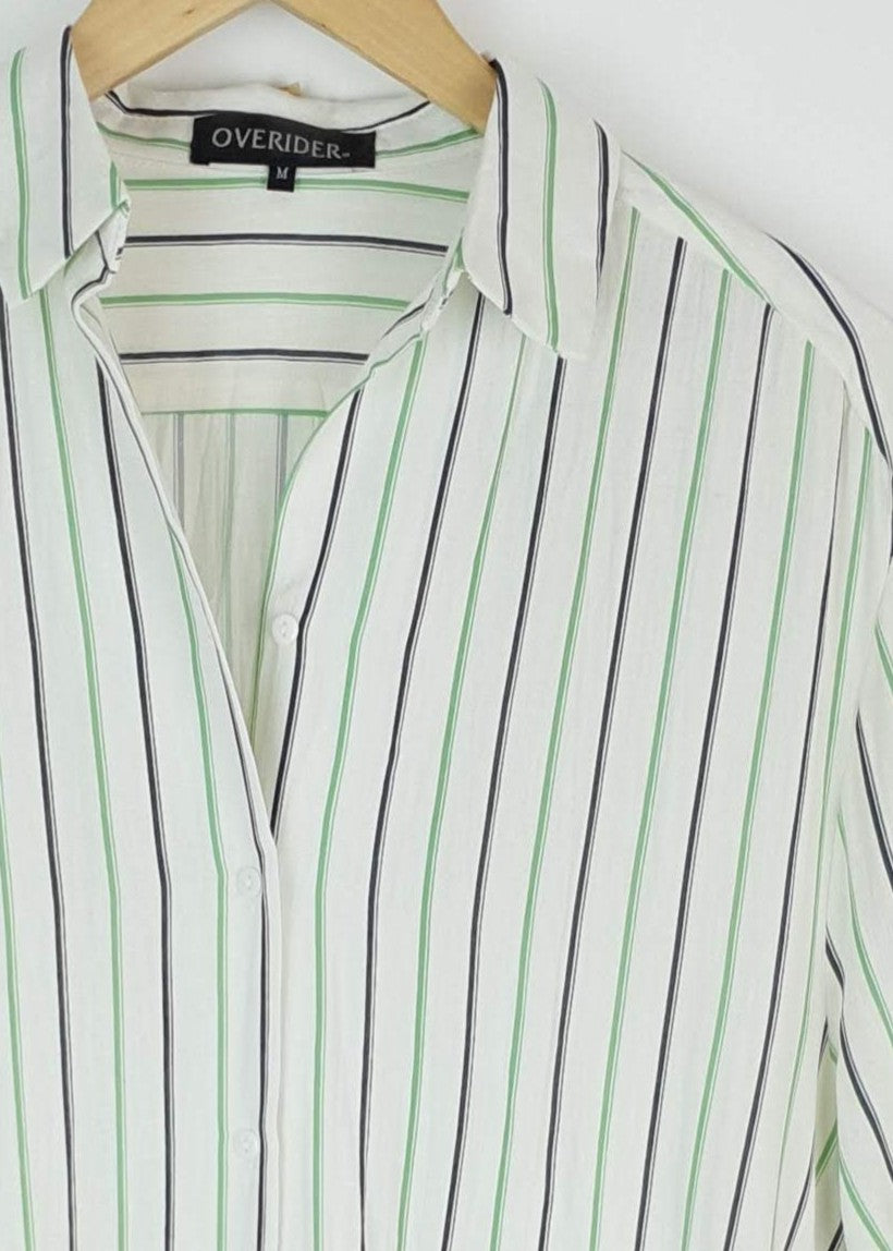 LEA - Striped Summer Shirt