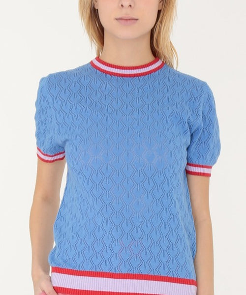 PLUEN - Cotton Knit Top