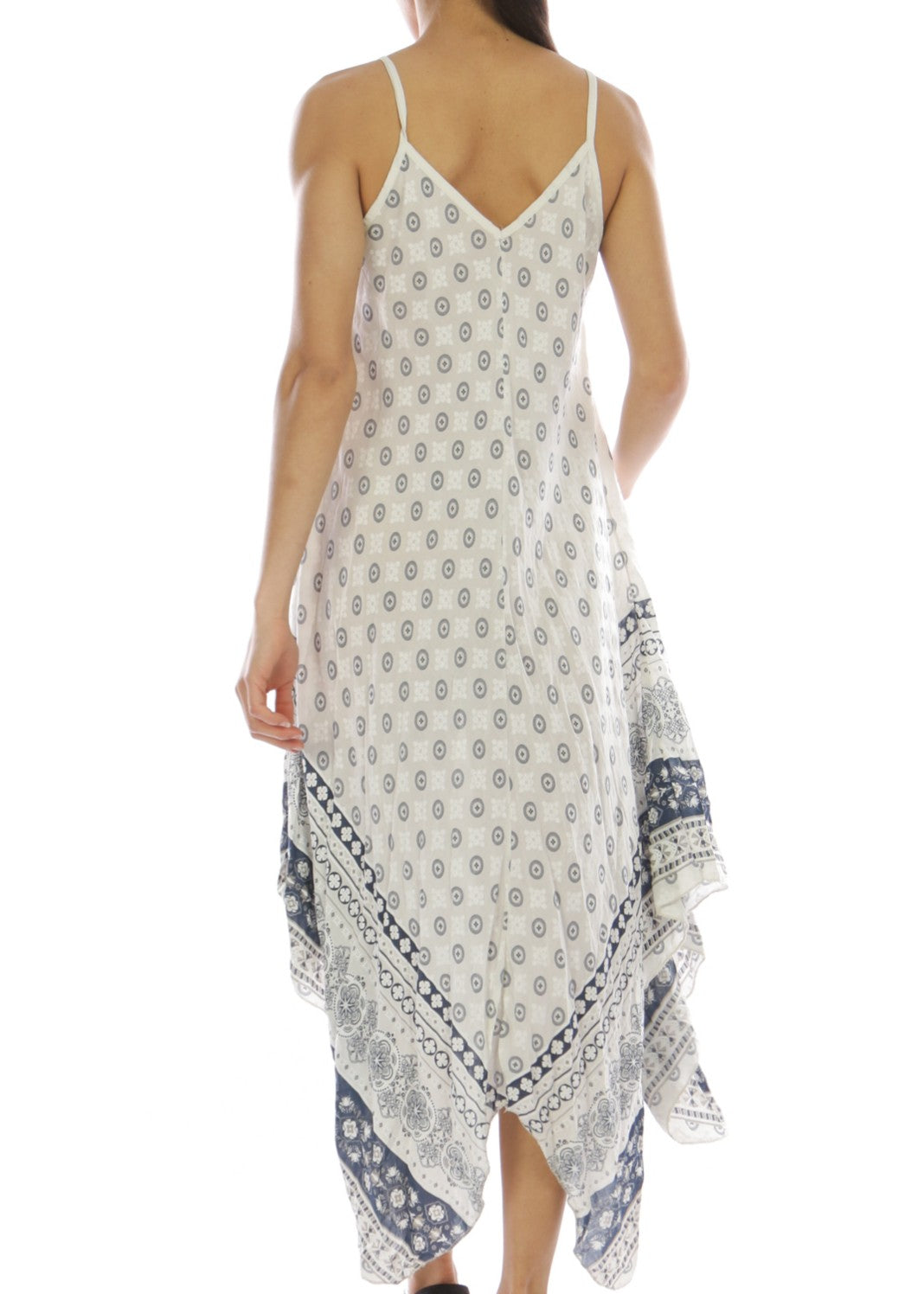 ALISEE - Summer Dress - White