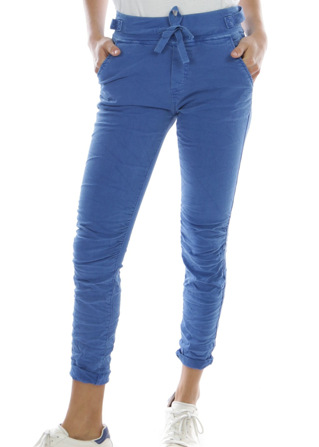 SOFIA - Pull-on Jeans - Cobalt Blue