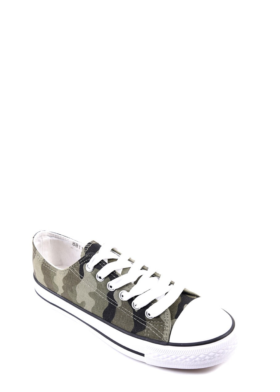 ERIN - Low Top Sneakers - Camo