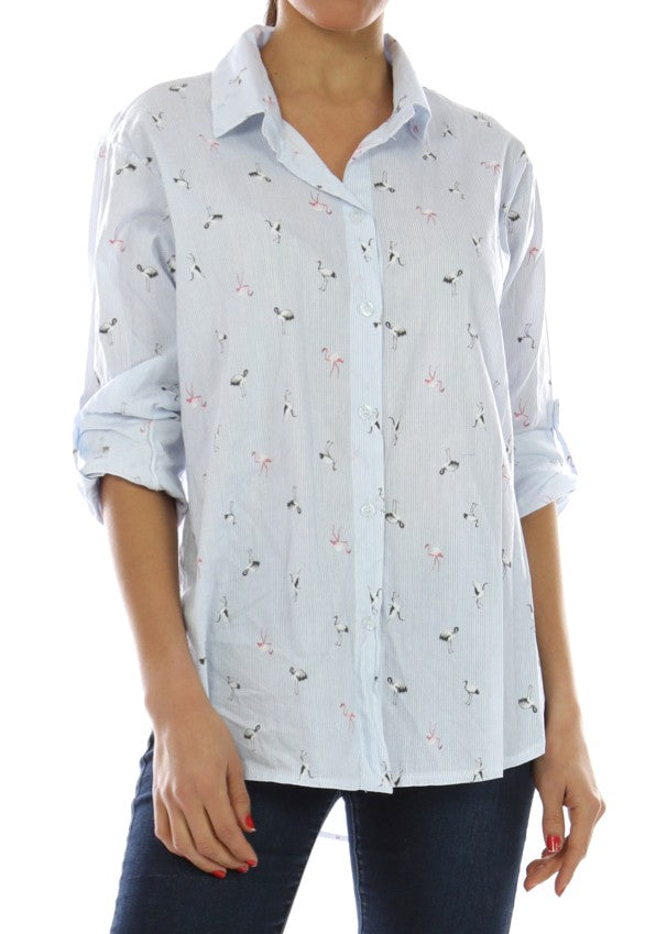 CODI - Flamingo Shirt