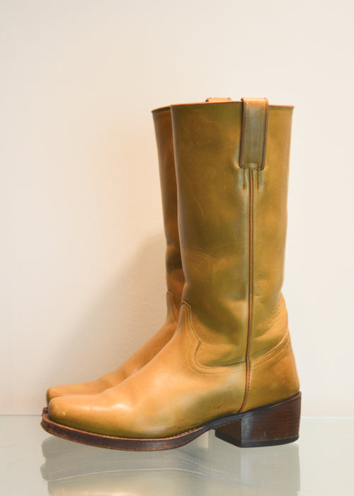 PREWORN | Preloved - 'R.SOLES' Boots By Judy Rothchild - Size 6 UK