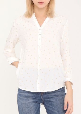 GISELE - Floral Patterned Blouse