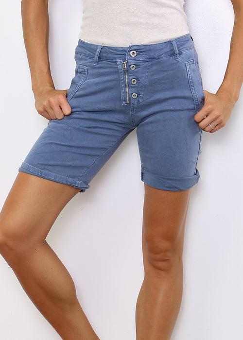 ISABEL Shorts - Blue