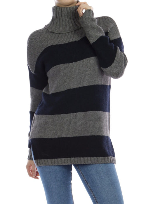 DREW - Roll Neck Jumper - SOLD OUT