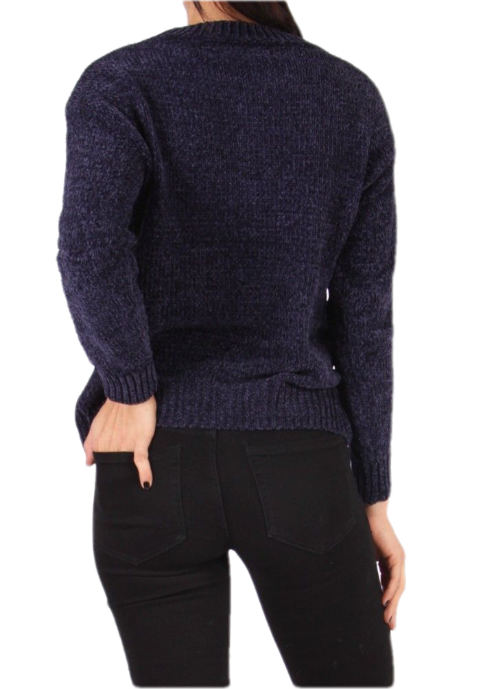 HELLO - Knitted Jumper