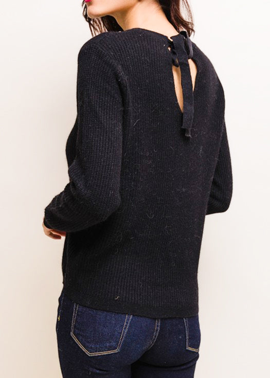 ORELI - Jewelled Knit Cashmere Rich Jumper