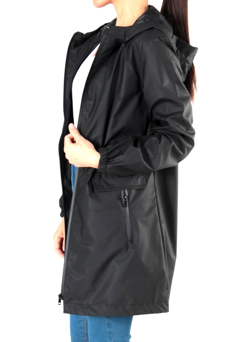 GENEVA - Showerproof Jacket - Black