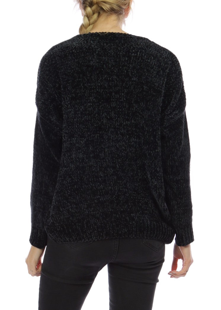 ELISA - Slouchy Jumper - SOLD OUT