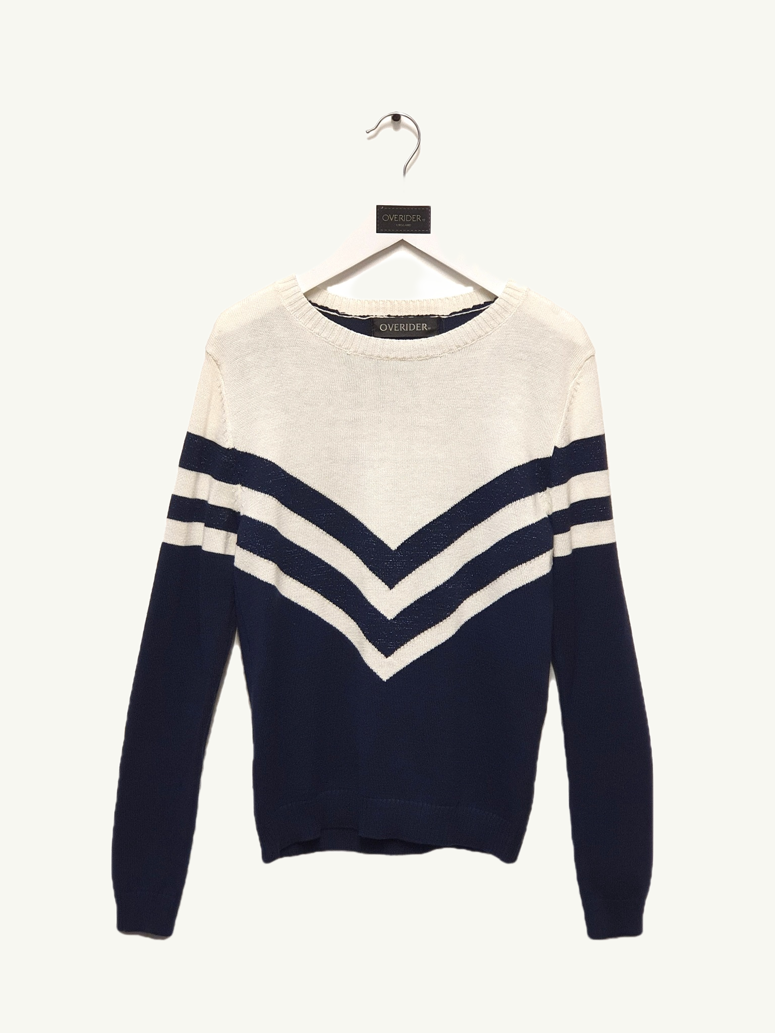COLETTE - Chevron Jumper