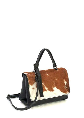 TILDA - Cowhide Small Cross Body Bag