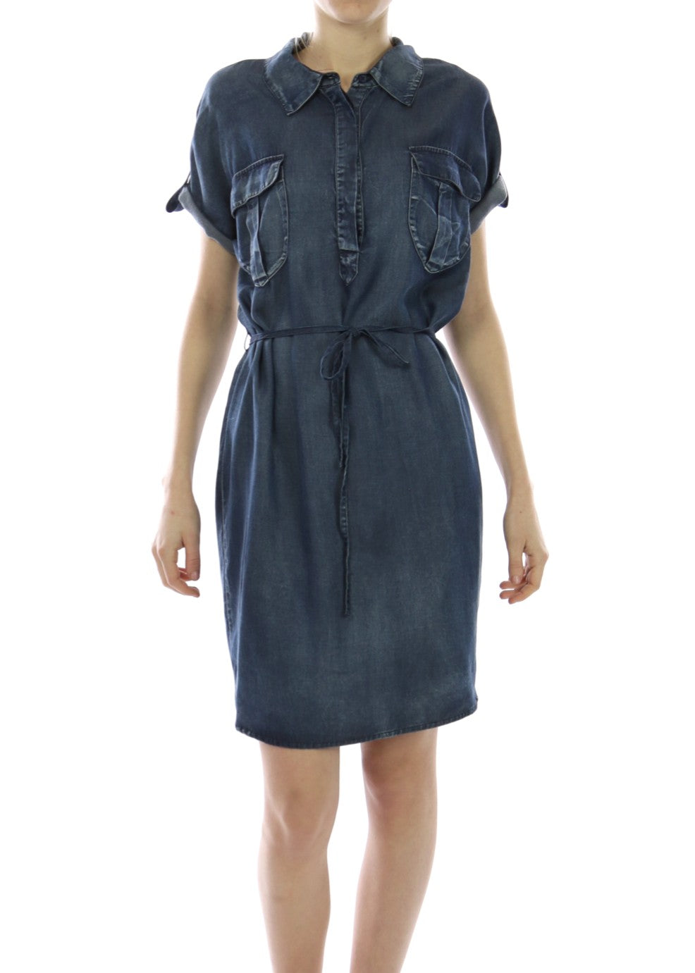 LELA - Denim Dress