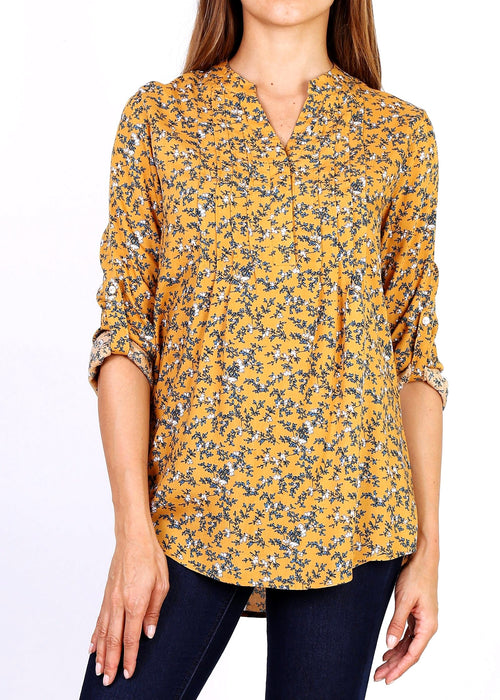 Sofie - Floral Pattern Blouse