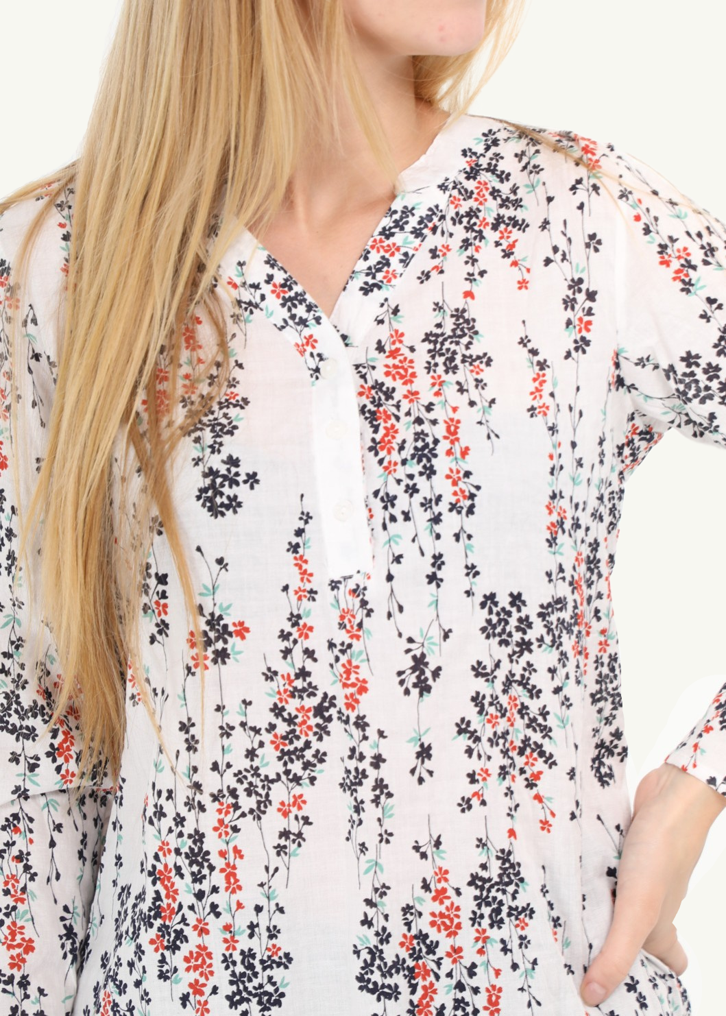 ELOISE - Patterned Shirt