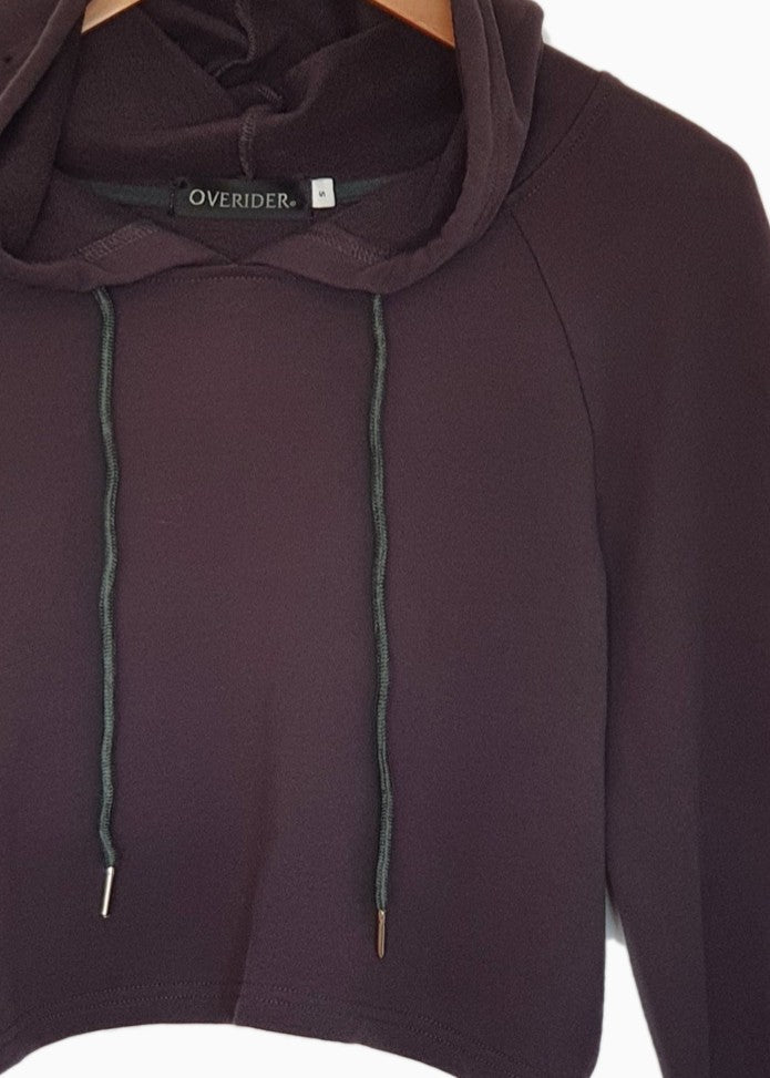 OILI | Cropped Hoodie