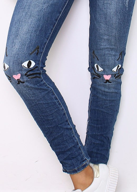 Whats New Pussycat Whoa Oh Oah Jeans