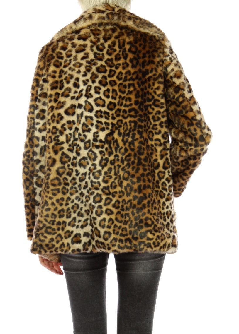 LYZY - Leopard Fur Jacket - SOLD OUT