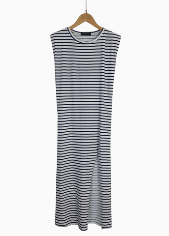ARLETTE - Striped Summer Tunic