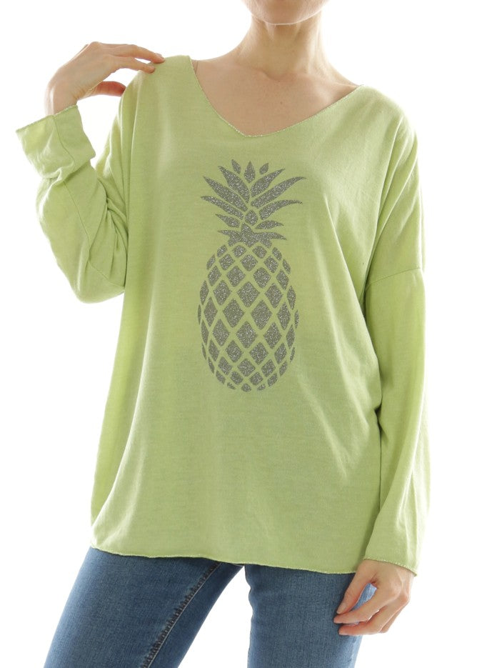 LEELA - Pineapple Top - Anise